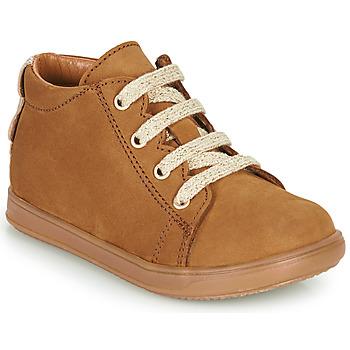 Schoenen Meisjes Lage sneakers Little Mary CLELIE Brown
