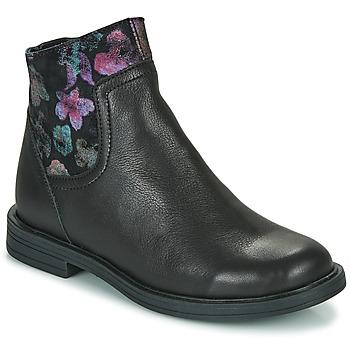 Schoenen Meisjes Laarzen Little Mary ELIETTE Zwart