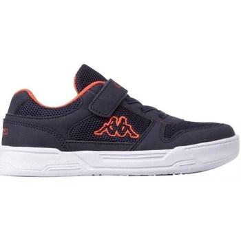 Schoenen Jongens Lage sneakers Kappa Dalton K Bleu marine
