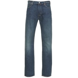 Textiel Heren Straight jeans Levi's 501 THE ORIGINAL Blauw / Donker