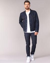 Textiel Heren Skinny jeans Levi's 511 SLIM FIT Blauw
