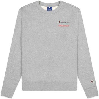 Textiel Dames Sweaters / Sweatshirts Champion 114712 Grijs