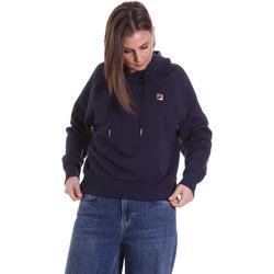 Textiel Dames Sweaters / Sweatshirts Fila 687272 Blauw