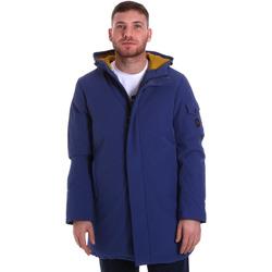 Textiel Heren Parka jassen Refrigiwear RM8G09900XT2429 Blauw