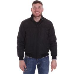 Textiel Heren Wind jackets Navigare NV67062 Zwart