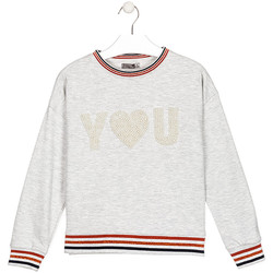Textiel Kinderen Sweaters / Sweatshirts Losan 024-6020AL Grijs