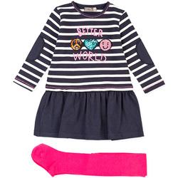 Textiel Kinderen Setjes Losan 026-8031AL Blauw