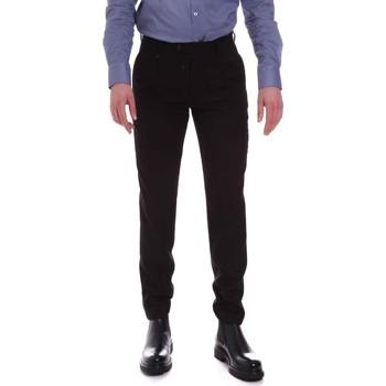 Textiel Heren Broeken / Pantalons Antony Morato MMTR00589 FA600196 Zwart