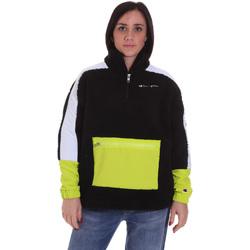 Textiel Dames Sweaters / Sweatshirts Champion 113465 Zwart