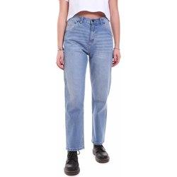 Textiel Dames Boyfriend jeans Dickies DK133004LBL1 Blauw