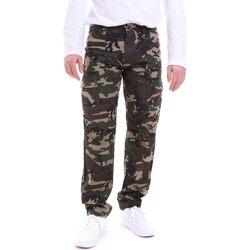 Textiel Heren Broeken / Pantalons Dickies DK121121CF01 Groen