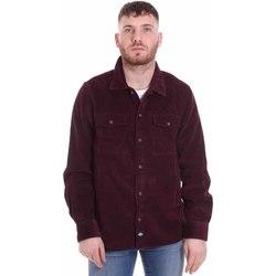 Textiel Heren Overhemden lange mouwen Dickies DK0A4X5WMR01 Rood