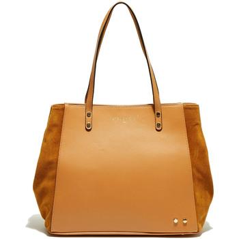 Tassen Dames Handtassen lang hengsel Atelier Enai LIZ CAMEL