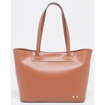 Tassen Dames Handtassen lang hengsel Atelier Enai HANA VACHETTE CAMEL