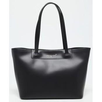 Tassen Dames Handtassen lang hengsel Atelier Enai HANA VACHETTE NOIR