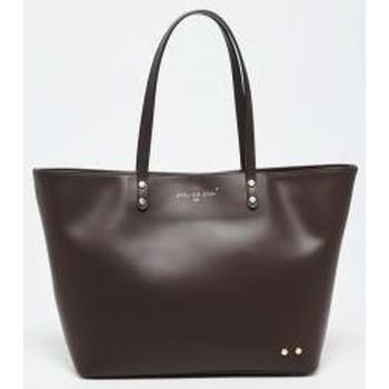Tassen Dames Handtassen lang hengsel Atelier Enai GRAND MILA MARRON