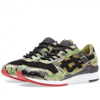 Schoenen Lage sneakers Asics Gel Lyte III x Atmos Green Camo Green Camo