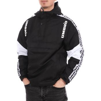 Textiel Heren Wind jackets Umbro  Zwart