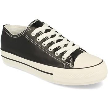 Schoenen Dames Lage sneakers Shoes&blues 5153 Negro