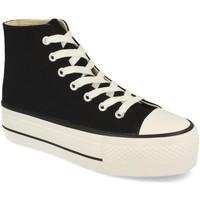 Schoenen Dames Hoge sneakers Tony.p ABX012 Negro