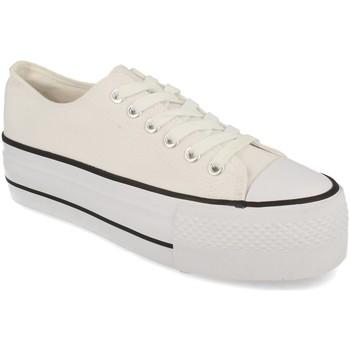 Schoenen Dames Lage sneakers Tony.p ABX026 Blanco