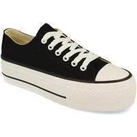 Schoenen Dames Lage sneakers Tony.p ABX026 Negro
