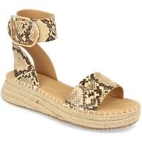 Schoenen Dames Sandalen / Open schoenen Buonarotti 1EC-0138 Serpiente