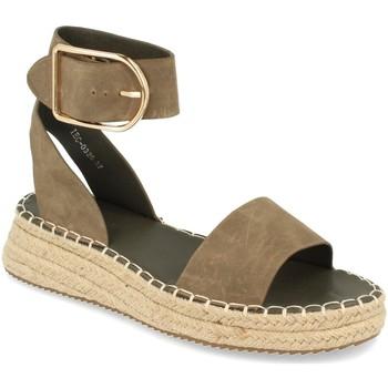 Schoenen Dames Sandalen / Open schoenen Buonarotti 1EC-0138 Verde