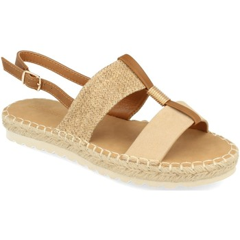 Schoenen Dames Sandalen / Open schoenen Buonarotti 1FB-1075 Beige