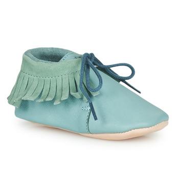 Schoenen Kinderen Sloffen Easy Peasy MEXIMOO Groen