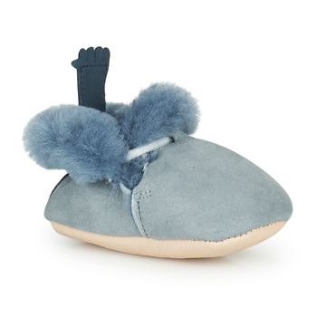 Schoenen Kinderen Sloffen Easy Peasy MINIMOO Blauw