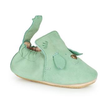 Schoenen Kinderen Sloffen Easy Peasy BLUBLU CHIEN Groen