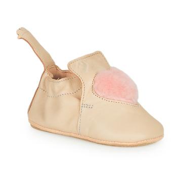 Schoenen Kinderen Sloffen Easy Peasy BLUBLU COEUR Beige