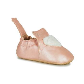Schoenen Meisjes Sloffen Easy Peasy BLUBLU COEUR Roze