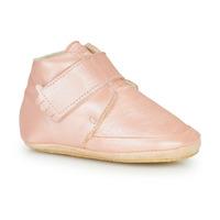 Schoenen Meisjes Sloffen Easy Peasy WINTERBLUE Roze