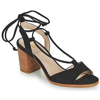 Schoenen Dames Sandalen / Open schoenen San Marina ANANDO/VEL Zwart