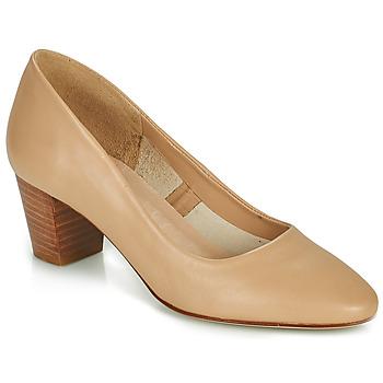Schoenen Dames Sandalen / Open schoenen San Marina APANDO Beige