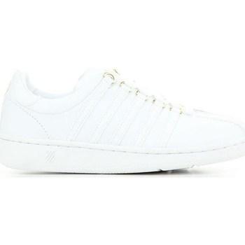 Schoenen Dames Lage sneakers K-Swiss Classic VN Blanc