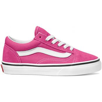 Schoenen Kinderen Skateschoenen Vans Old skool Violet