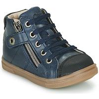 Schoenen Jongens Hoge sneakers GBB KAMIL Blauw