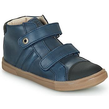 Schoenen Jongens Hoge sneakers GBB KERWAN Blauw