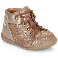 Schoenen Meisjes Hoge sneakers GBB OLSA Beige