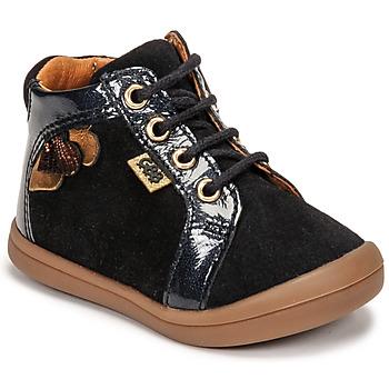 Schoenen Meisjes Hoge sneakers GBB PRUNE Blauw