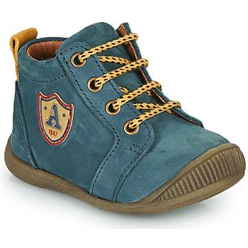 Schoenen Jongens Hoge sneakers GBB EDWIN Blauw