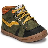 Schoenen Jongens Hoge sneakers GBB ASTORY Groen