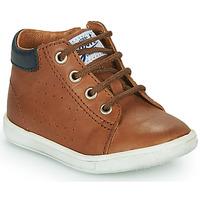 Schoenen Jongens Hoge sneakers GBB FOLLIO Brown