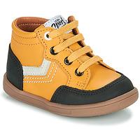 Schoenen Jongens Hoge sneakers GBB VIGO Geel