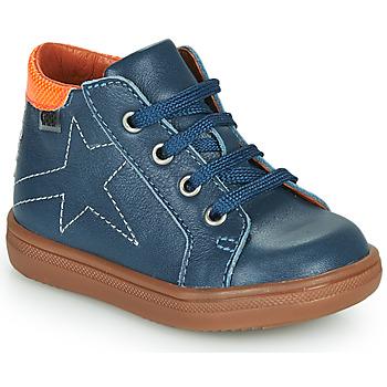 Schoenen Jongens Hoge sneakers GBB DOMINICO Blauw