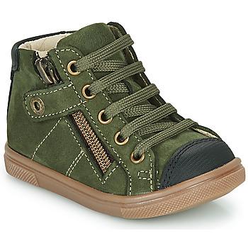 Schoenen Jongens Hoge sneakers GBB KAMIL Groen