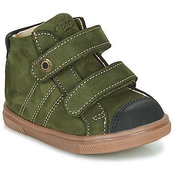 Schoenen Jongens Hoge sneakers GBB KERWAN Groen